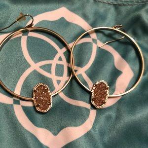 Kendra Scott Jewelry - Gorgeous Elora Hoops ✨